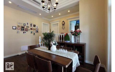 10-15万100平米简约二居室装修效果图,86平简欧风格图图片