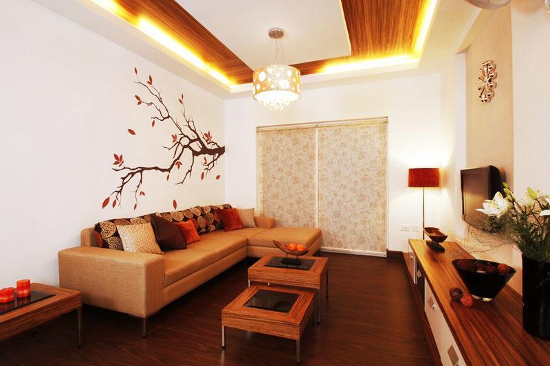 节省空间新方案 30图小户型客厅设计5/30