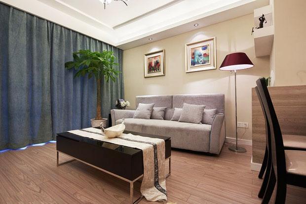 节省空间新方案 30图小户型客厅设计21/30