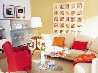 宜家风格舒适客厅宜家沙发图片