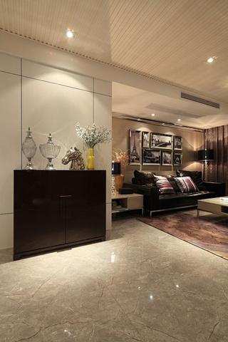 现代简约风格公寓奢华装修效果图