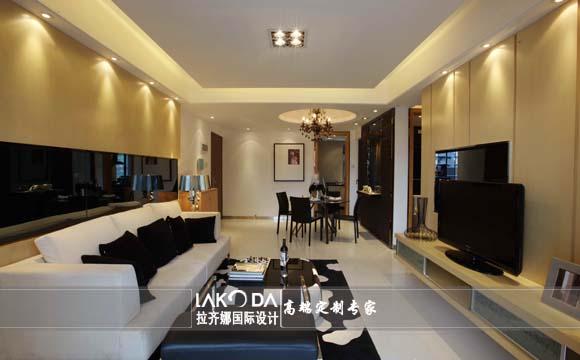 136平三房低調奢華風,預算15萬。