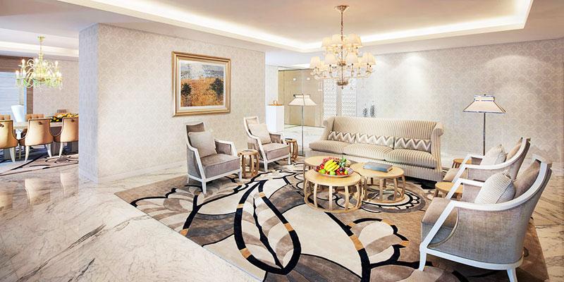 欧式风格奢华欧式客厅装修效果图