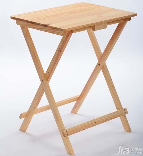 折叠餐桌方便又实用 小户型餐厅必备图片
