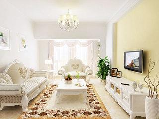 欧式风格欧式客厅欧式电视背景墙设计