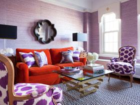 沙發點綴客廳 18款簡約客廳設計