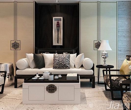 中式沙发展古风之美 中式沙发效果图欣赏