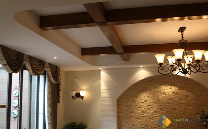 地下室吊顶图片