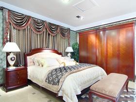 時尚與穩重并存 5款中式臥室床