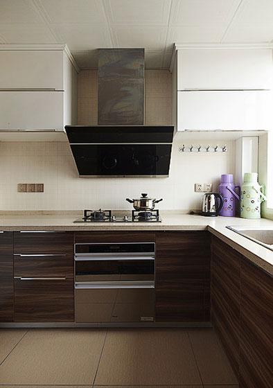 20款中式简约厨房 简洁与实用并举2/20