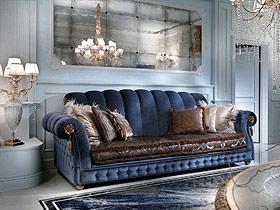 飄逸的客廳風格 總有一款適合你的家