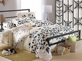 白色床单三件套  纯净美好