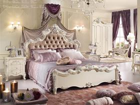 奢華軟包大床