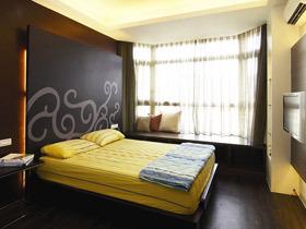 21款床头背景墙 点亮最炫创意卧室
