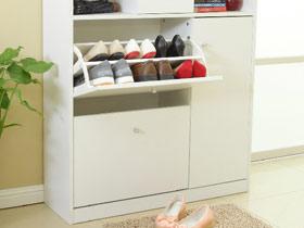 鞋柜怎么设计 3个简约鞋柜推荐