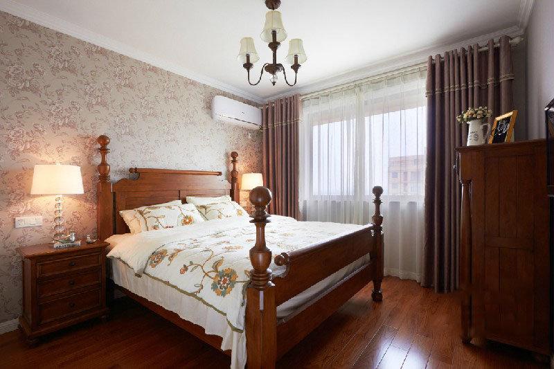 15 20万140平米以上美式四居室装修效果图,141㎡最纯美式4居装修高清图片