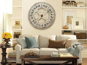 10款小清新布艺沙发