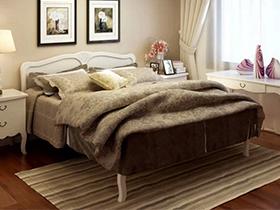 屋院通透人與自然和諧統一的臥室風格讓人耳目一新