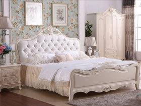 体验欧式风情 6款浪漫欧式卧室