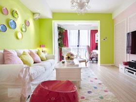 7款簡約客廳 裝出時尚范