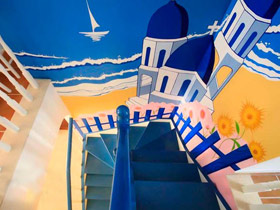 浪漫秀出来 17个地中海楼梯设计