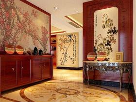領略東方魅力 18個中式古典鞋柜