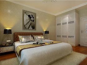 中式卧室 尽显王者风气