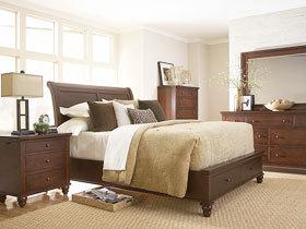 尊贵大气美式床 7款经典样式推荐