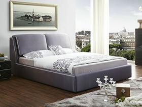 现代床品3套图