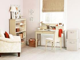 一把椅子一個空間 歐式書房裝修效果圖