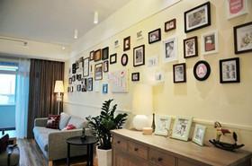 家居装修中不可或缺的照片墙