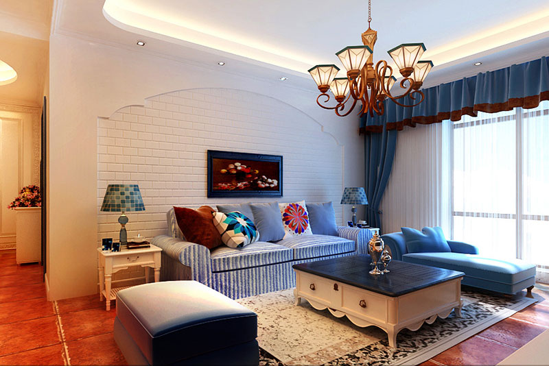 客厅吊顶装修效果图大全2013图片