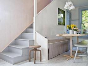 简洁流畅设计 15个简约风格楼梯