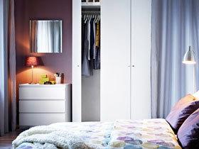 收纳性宜家卧室 14图节省空间有妙招
