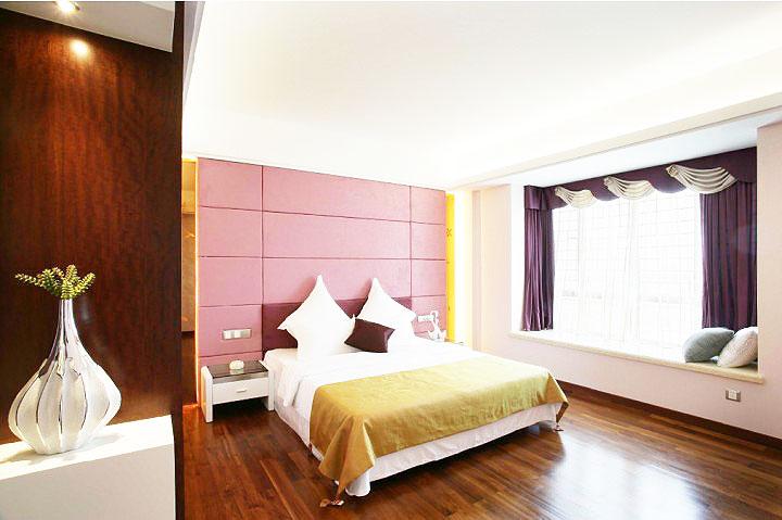 中式风格大气卧室设计图