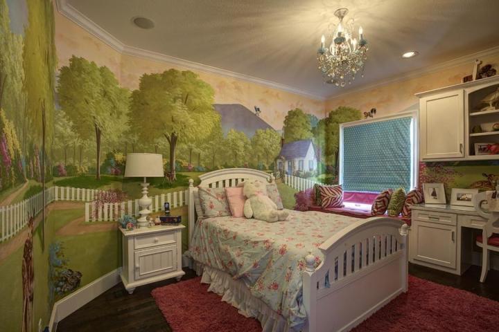 宜家风格可爱床上用品图片_齐家网装修效果图