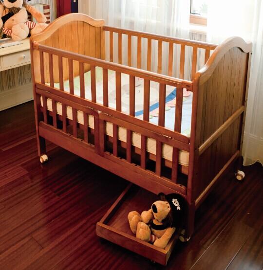 16种欧式儿童床设计效果图