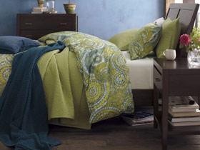 擁抱自然的色彩 17個實木床頭柜效果圖