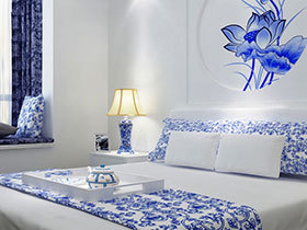 15张中式风格床图片  庄重大气