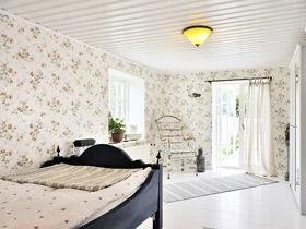 17款碎花壁紙圖片 打造唯美臥室空間