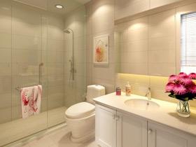 毛巾何处放 16个卫浴挂件设计帮你