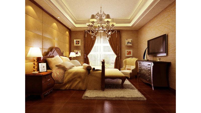 5 10万80平米简约二居室装修效果图,80平两房两厅现代简约装修案例高清图片