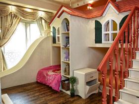 童年樂趣 18款創意兒童床圖片