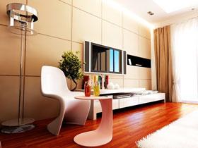 瓷磚裝飾墻面 17款瓷磚電視背景墻