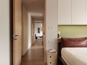 16个简约走廊设计 让家居更加时尚潮流