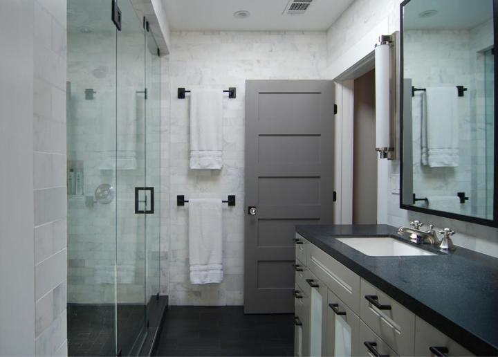 实用单杆设计 16款卫浴挂件效果图