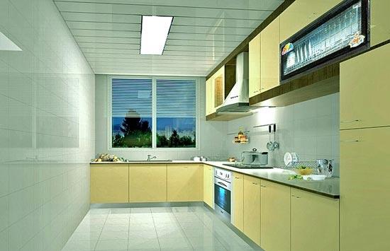 厨房集成吊顶材料介绍 防水石膏板吊顶优缺点
