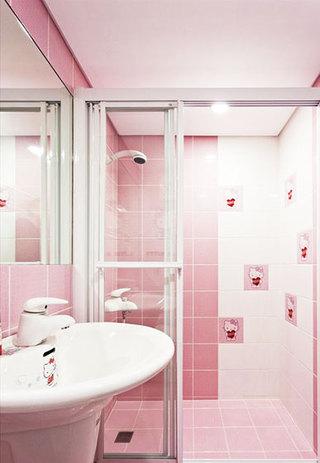 实用卫生间隔断隔断设计图
