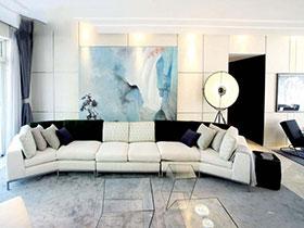 17張背景墻裝飾畫效果圖 為你的沙發加分