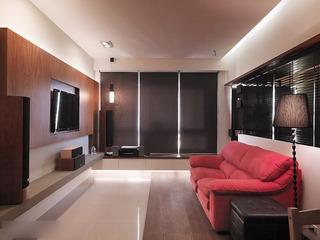 宜家轻工业混搭风公寓装修 这套小户型设计完美1/4